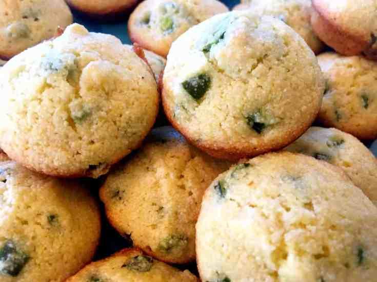 32040057298_234f10275e_o Mini Jalapeno Cornbread Muffins