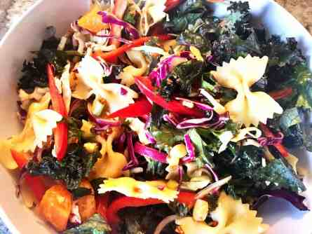 44708172765_ed23613cbd_o-300x225 Kale Asian Pasta Salad