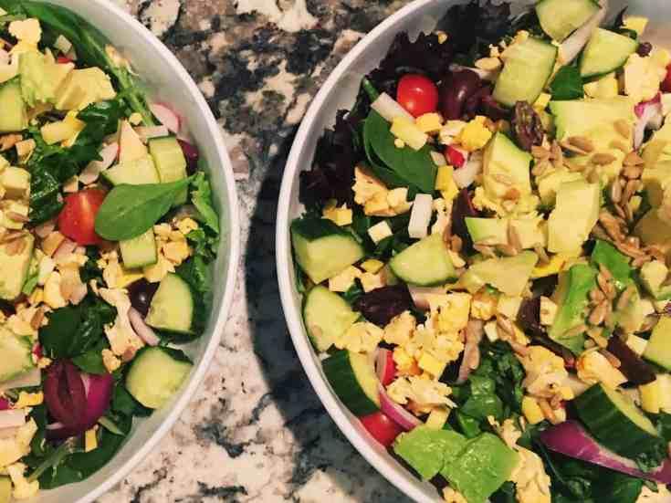 46636201662_e4e140f823_o Vegan Ingredient Salad with Champagne Vinaigrette Tahini Dressing
