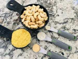 "IMG_9179-300x225 Skinny Cashew Vegan Parmesan ""Cheese"""