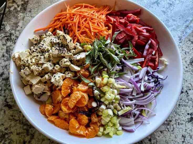 Grilled Asian Tofu Recipe