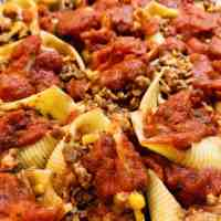 Vegan Stuffed Shells Recipe