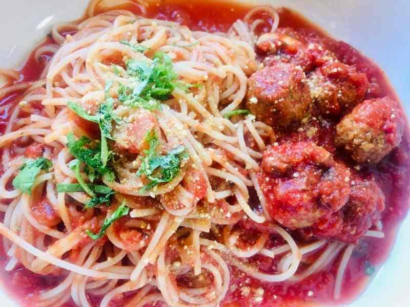vegan-spaghetti-and-meatballs-1024x768 Vegan Spaghetti and Meatballs