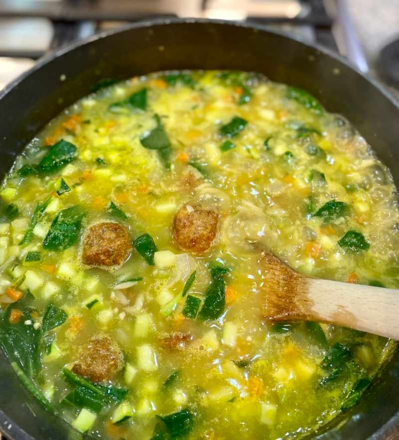 IMG_0422-929x1024 Vegan Italian Wedding Soup