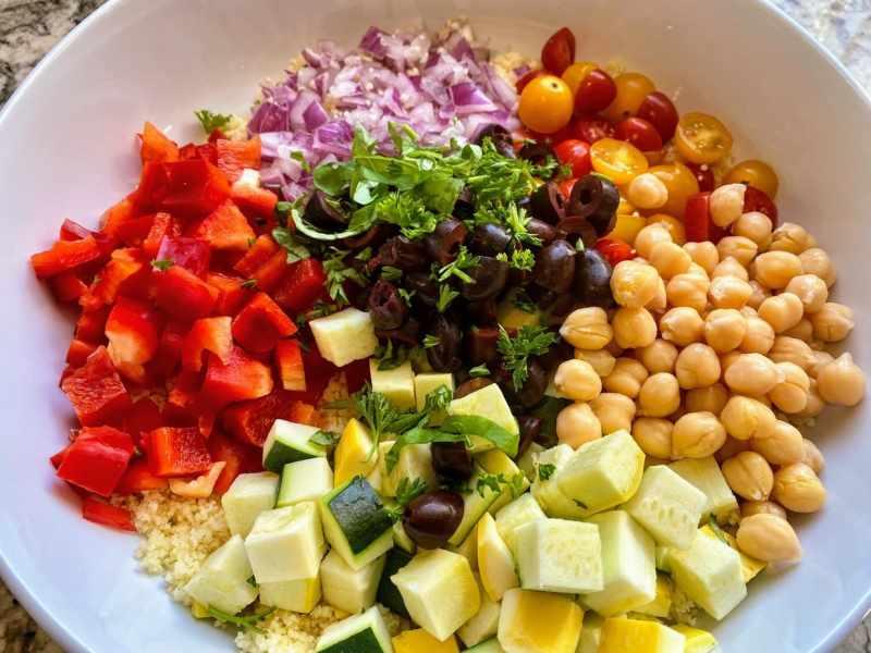 Mediterranean-Couscous-Salad-1jpg-1024x768 Mediterranean Couscous Salad
