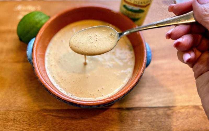 curry tahini sauce