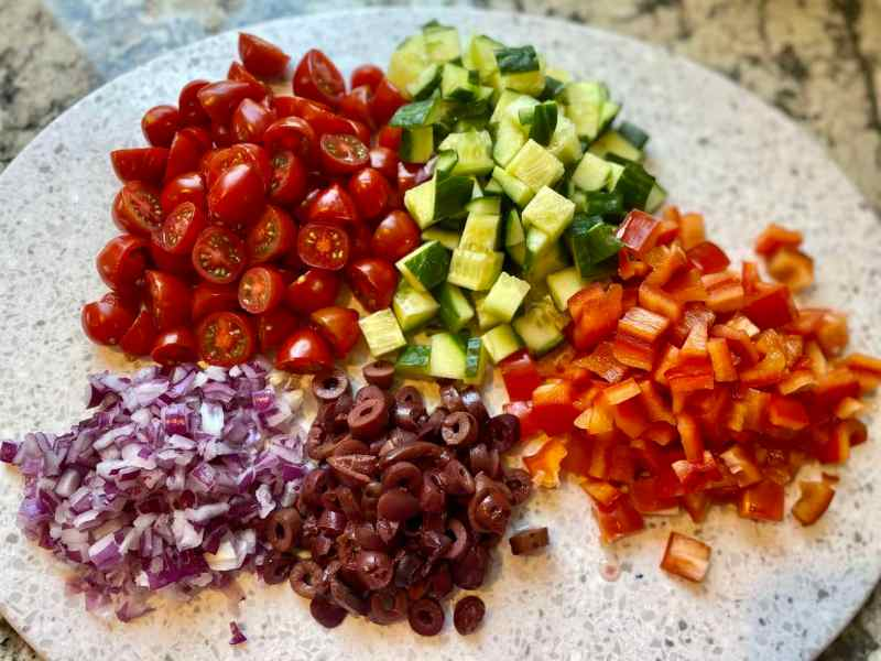 reek orzo pasta ingredients