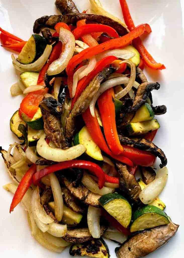 Vegan Fajitas Recipe