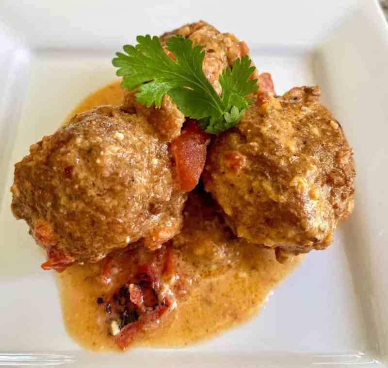 Mexican Meatballs Recipe