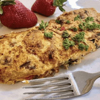 Chickpea Omelette Category
