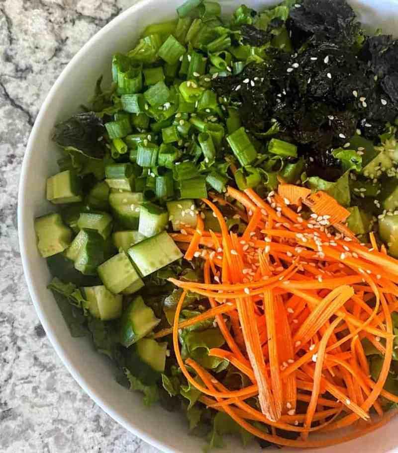 Spicy Asian Salad Recipe