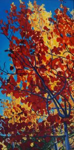 """""""Falling"""" 24"""" x 48"""" Collectible Giclee Print, Limited Ed. $500.00"""