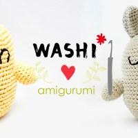 Lerne über Ostern die Amigurumis kennen! Häkle ein niedliches Hühnchen und ein sympathisches Kaninchen mit Katia Washi