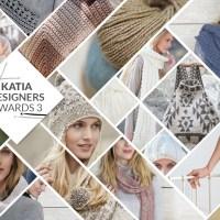 Katia Designers Awards 3: Dein Strick- oder Häkeldesign in unserem Magazin