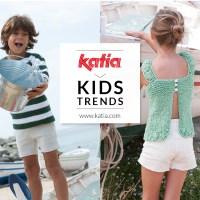 Lasst die (Strick-)Ferien beginnen! Entdecke die 5 schönsten Sommertrends für Kinder mit unserem Magazin Kinder 89
