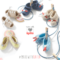 Learn how to knit 2 basic baby booties styles with our videos
