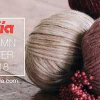 New Katia Autumn Winter 2017 / 2018 Collection: all the latest news on yarns, magazines and trends