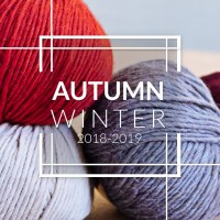 Katia Yarns Autumn Winter 18/19: Discover 18 new yarns and enter our prize giveaway