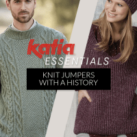 12 knit jumpers with a history: discover the origin of some of the traditional knit designs