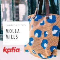 Molla Mills Limited Edition: 7 modern Tapestry Crochet projects for your home