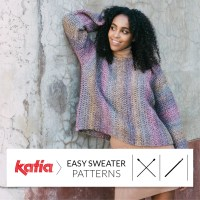Make your first handmade jumper! 10 easy knit and crochet pullovers for beginners