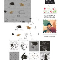 Mariona Tolosa Sisteré, the illustrator behind The Black Sheep collection and many more