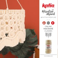 Free online macramé course: Learn how to make 5 home decor projects with video tutorials