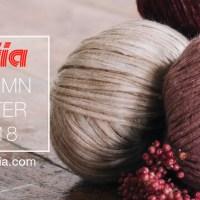 Nueva Colección Katia Otoño Invierno 2017 / 2018: todas las novedades en lanas, revistas y tendencias