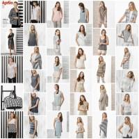 3 tendencias de moda que puedes tejer con los patrones de punto de la revista Katia Chic 93