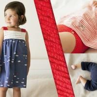 Ganchillo y tela o punto y tela, ¡tú eliges! Conoce los nuevos patrones Knit and Sew