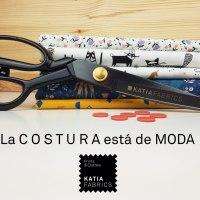 Coser está de moda, aprende cómo con Katia Fabrics