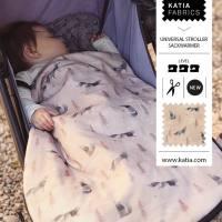 6 nuevos patrones de accesorios de bebe: Cose tu propia funda de silla maclaren, maxi-cosi o silla stokke