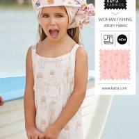 ⛱️ Este verano cose con nuestra revista de costura AQUA: Patrones desde 1 mes a 12 años