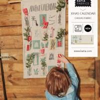 Nuevo SAL de costura: Cosemos juntas un calendario de Navidad