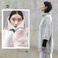 Teje tu armario cápsula con los 52 patrones minimalistas Mujer, Hombre y Tallas Grandes de la Revista Concept 11