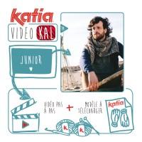Katia VideoKAL: Chèche pour homme tricoté en Junior