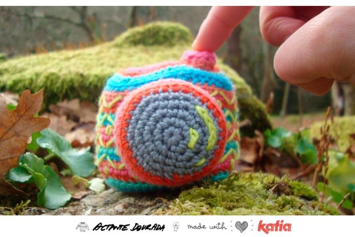 Appareil photos crochet