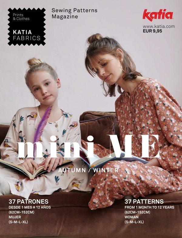 catalogue patrons de couture miniME