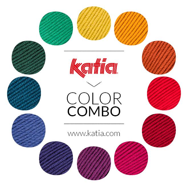 couleurs tendance et laine mérinos cercle couleurs