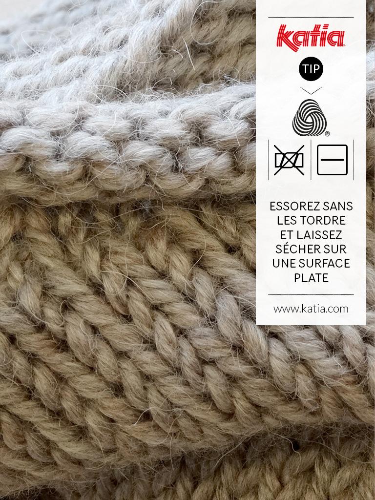 conseils-tricots-ouvrages-faits-main-laine sécher