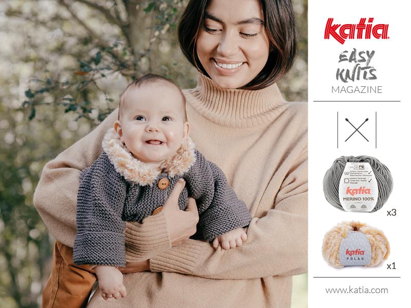 apprendre à tricoter et crocheter bébé