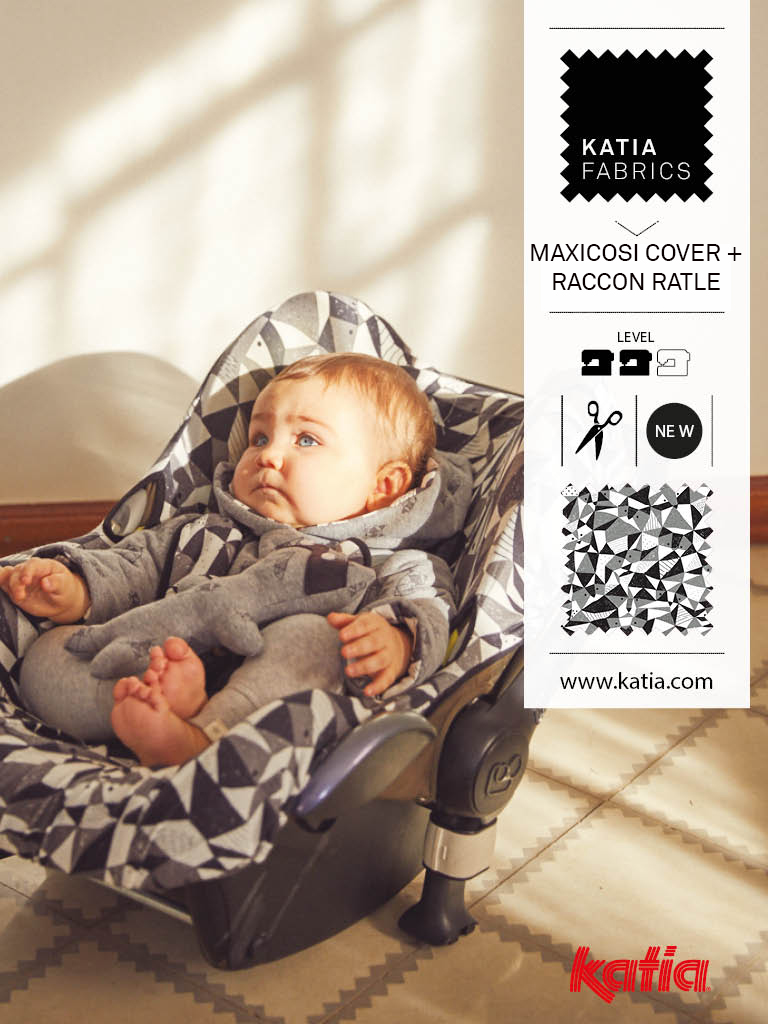 nouveaux tissus Katia Fabrics