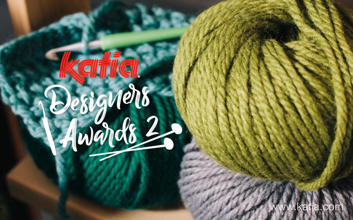 Si vous voulez publier une de vos créations dans notre revue Easy Knits, participez aux II Katia Designers Awards