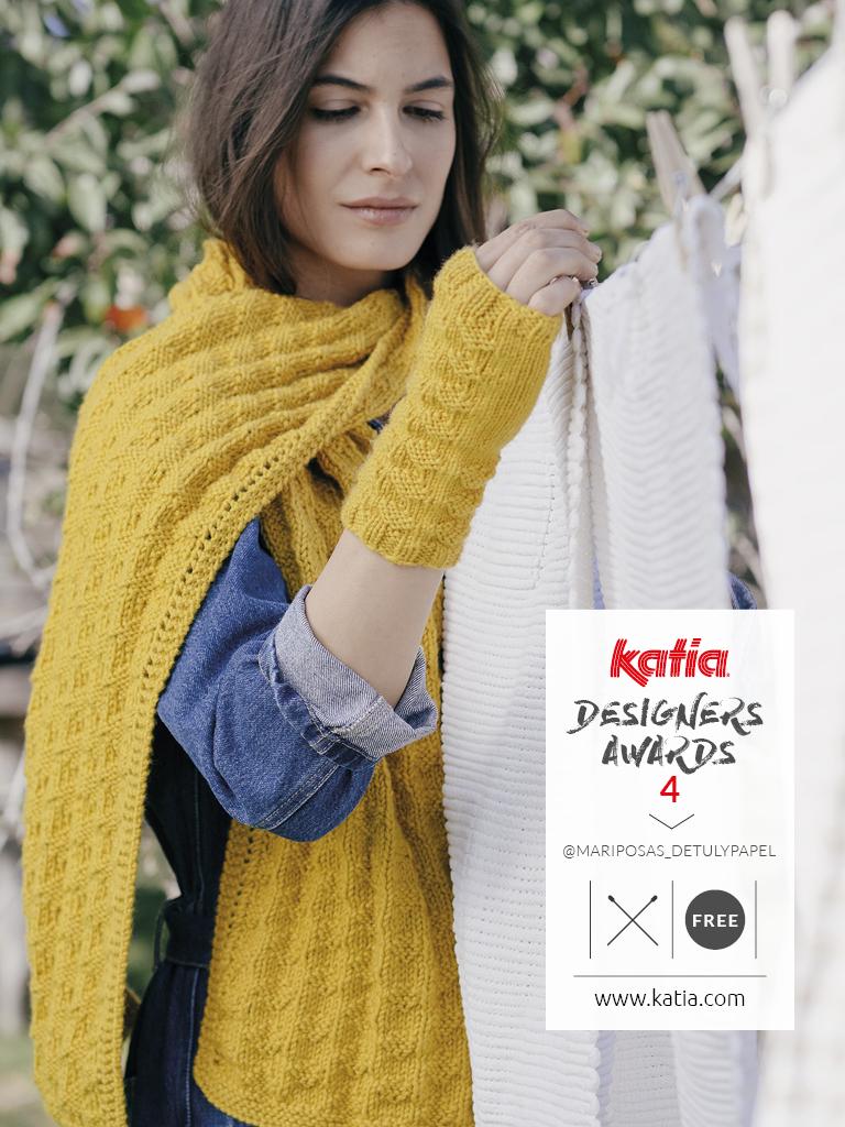katia designers awards 4 gagnante Nerea Irigalba