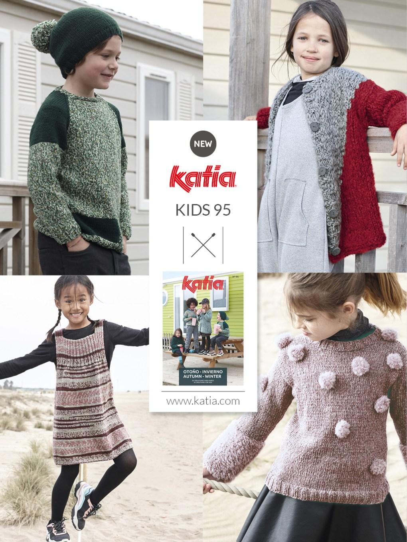 patrons tricot faciles pour enfants feat