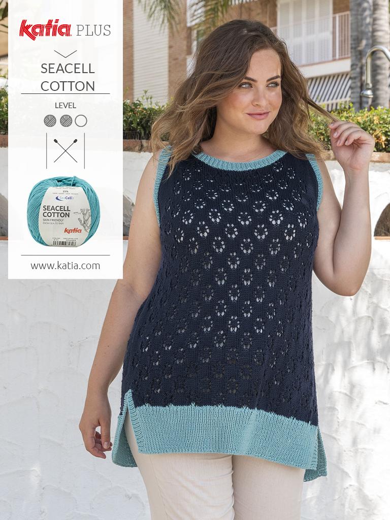 katia plus été 2020 tricot