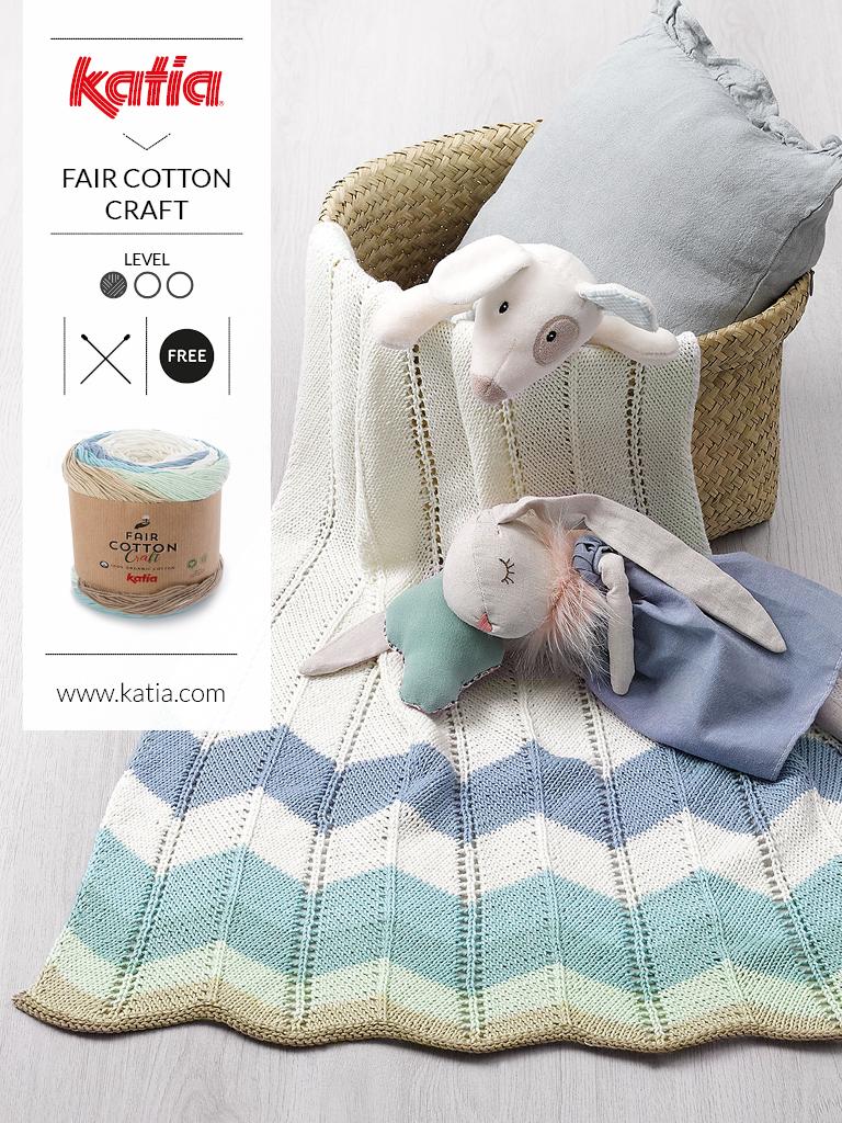 nouveautés-fil-katia-printemps-ete-2019 fair cotton