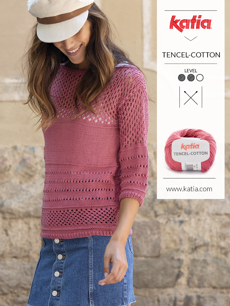 tricot-ajoure-modeles pull
