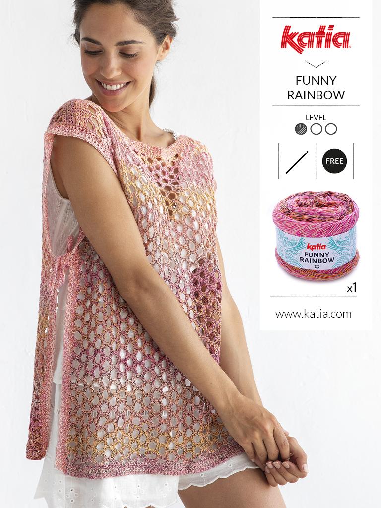 patrons gratuits au crochet  blouse