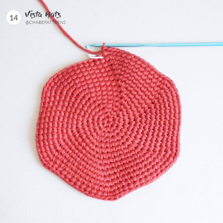 augmentations rond crochet